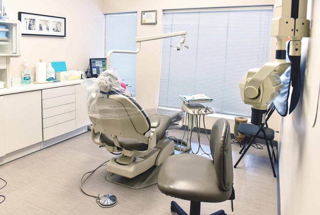 West 17th Avenue Dental | Modern dental Operatory