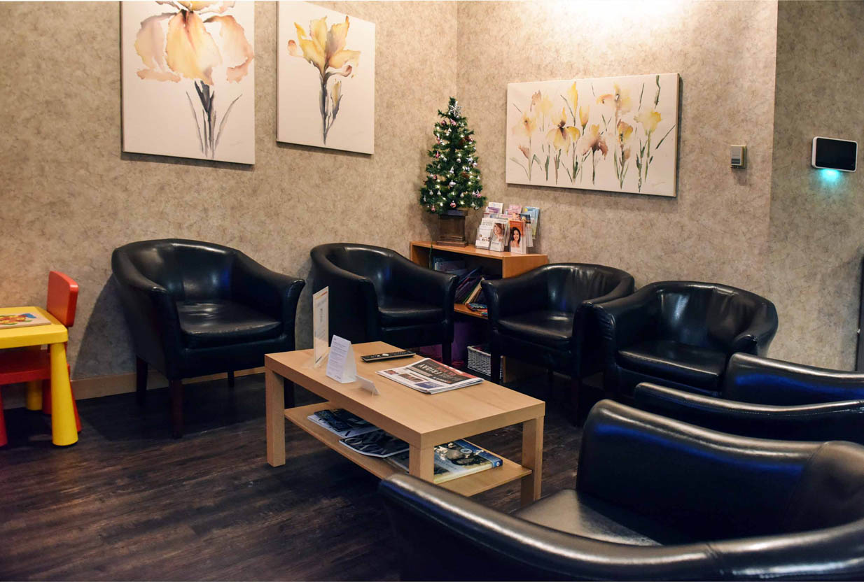 West 17th Avenue Dental | Waiting Area