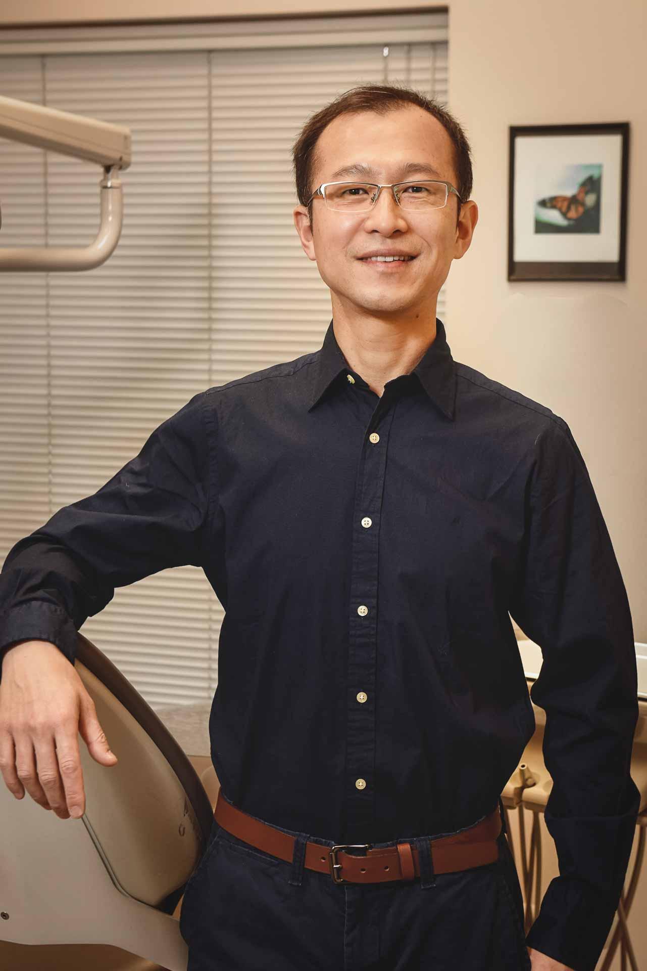 West 17th Avenue Dental | Dr, Hao Harris Zou | SW Calgary Dentist